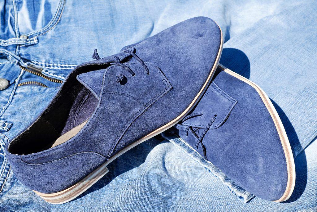טיפים נפלאים לשמירה על נעלי זמש