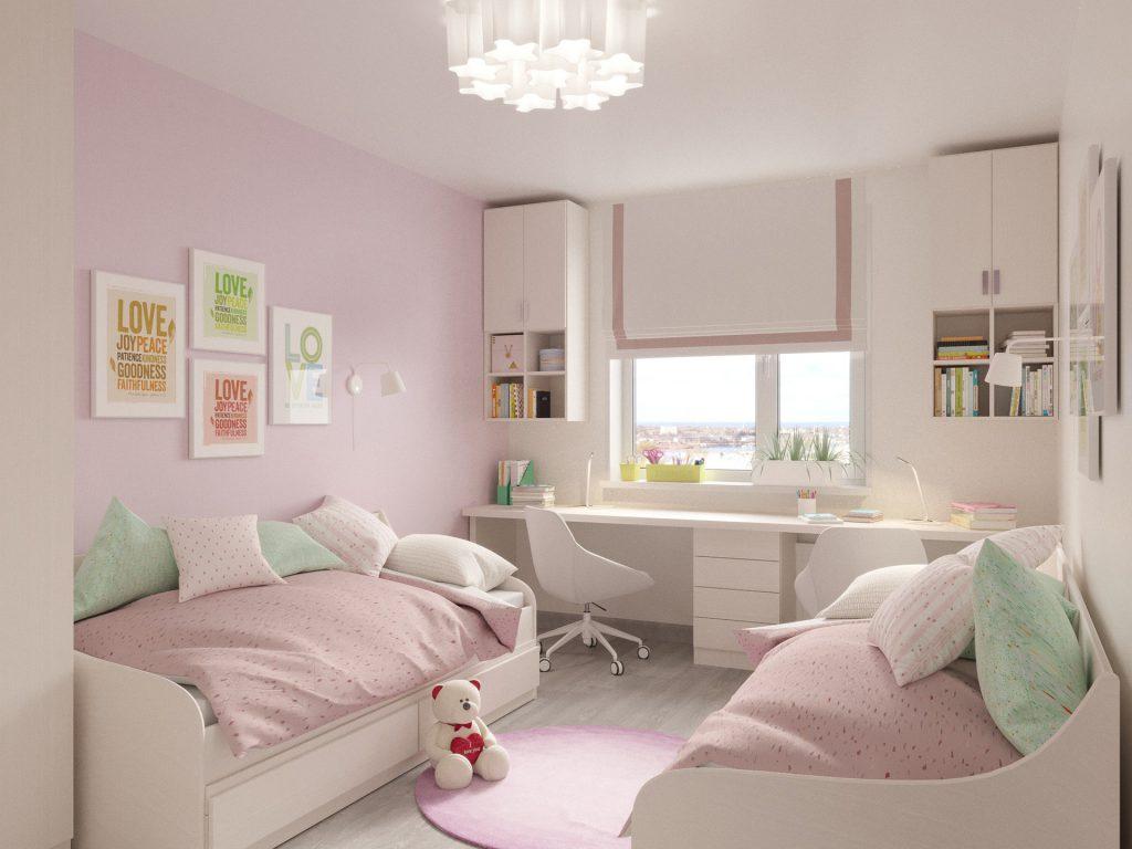 חדר לנסיכות איך לעצב חדר שינה לנערות