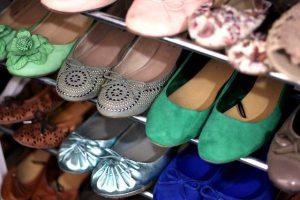 פתרונות אחסון לנעליים