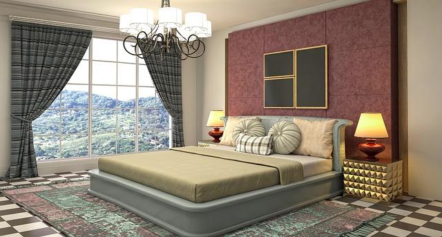 חדר שינה מעוצב להורים: מחדר בנאלי לעיצוב מהפנט